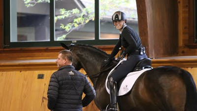 Steffen Peters and Scott Hassler - Day 2, Prix St. George/Intermediare I by Dressage Today Online