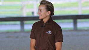 Lisa Wilcox - Training with Ernst Hoyos by Dressage Today Online
