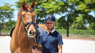 David Marcus - Structure Your Warm-Up Intro by Dressage Today Online