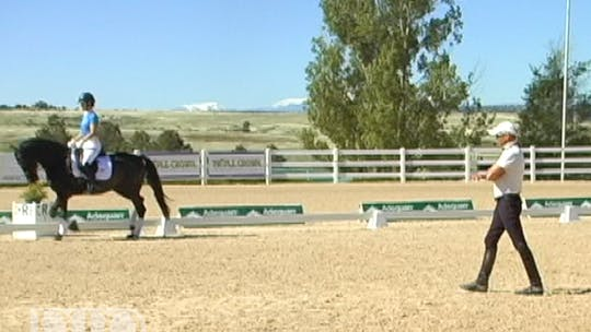 Steffen Peters - Three Aids:  Leg, Reins, Seat by Dressage Today Online, powered by Intelivideo