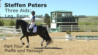 Steffen Peters - Upper Level Aids, Part 4 by Dressage Today Online