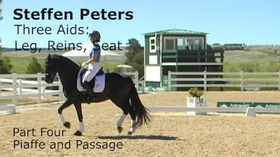 Instant Access to Steffen Peters - Upper Level Aids, Part 4 by Dressage Today Online, powered by Intelivideo