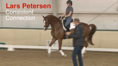 Lars Petersen - Consistent Connection by Dressage Today Online