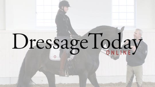 Isabelle von Neumann-Cosel - Teaching the Basics by Dressage Today Online