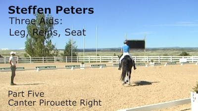 Steffen Peters - Upper Level Aids, Part 5 by Dressage Today Online