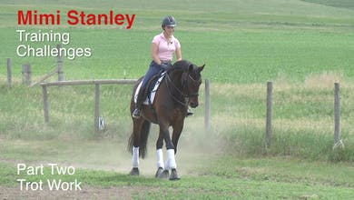 Mimi Stanley - Training Challenges, Part 2 by Dressage Today Online