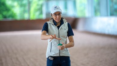 Susanne von Dietze - The Rider's Seat Lecture by Dressage Today Online