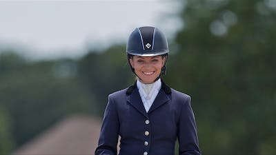 Instant Access to Mimi Stanley - Training Challenges by Dressage Today Online, powered by Intelivideo