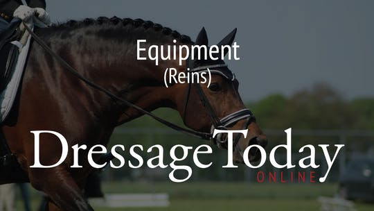 Reins by Dressage Today Online