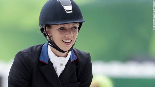 Laura Graves - Attentive and Responsive by Dressage Today Online