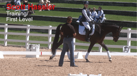 Scott Hassler - Training and First Level by Dressage Today Online, powered by Intelivideo
