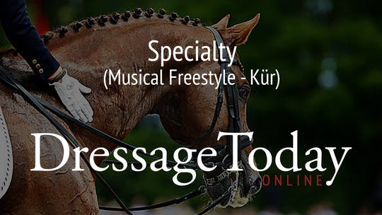 Musical Freestyle - Kür by Dressage Today Online