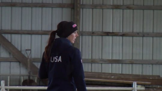 Instant Access to Kasey Perry - OTTB by Dressage Today Online, powered by Intelivideo