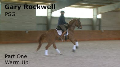 Gary Rockwell - Prix St. Georges, Part 1 by Dressage Today Online