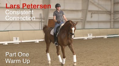 Lars Petersen - Consistent Connection - Part One - Warm Up by Dressage Today Online