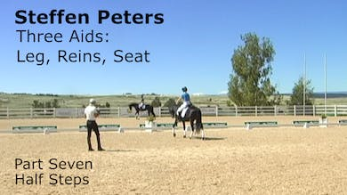 Steffen Peters - Upper Level Aids, Part 7 by Dressage Today Online