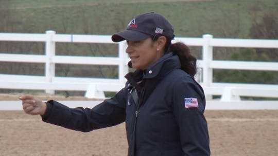 Allison Brock by Dressage Today Online