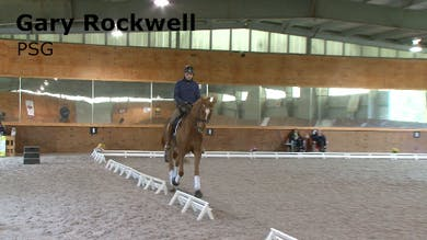 Gary Rockwell - Prix St. Georges Intro by Dressage Today Online