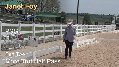 Janet Foy - Prix St. Georges/Intermediate 1, Part 2 by Dressage Today Online