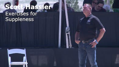 Scott Hassler - Excercises for Suppleness by Dressage Today Online
