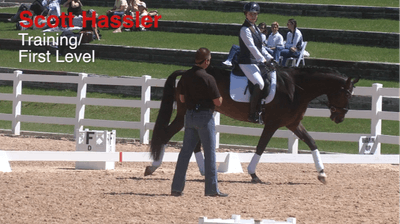 Scott Hassler - Training and First Level Intro by Dressage Today Online