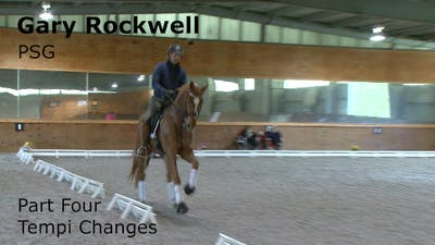 Instant Access to Gary Rockwell - Prix St. Georges, Part 4 by Dressage Today Online, powered by Intelivideo