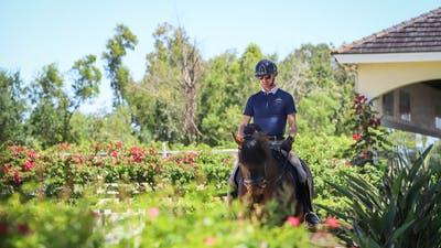 Nicholas Fyffe - Cross-Training for Horse and Rider, Part 1 by Dressage Today Online