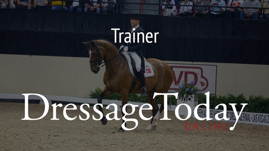Trainer by Dressage Today Online