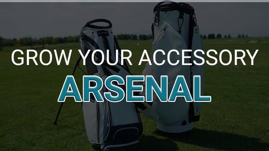 Golf Accessory Arsenal by Golf Life