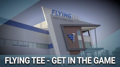 Flying Tee: Golf Entertainment by Golf Life