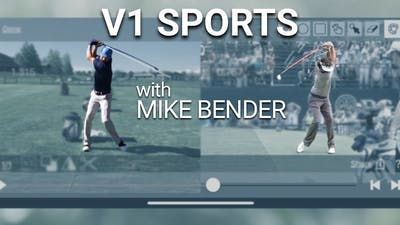 V1 Sports Golf App: Mike Bender by Golf Life