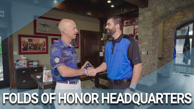 The Patriot Golf Club & Folds of Honor HQ by Golf Life