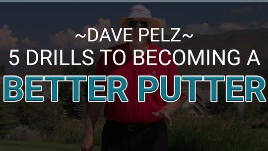 Dave Pelz: 5 Drills to Better Putting by Golf Life