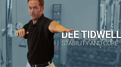Dee Tidwell: Stability Core by Golf Life