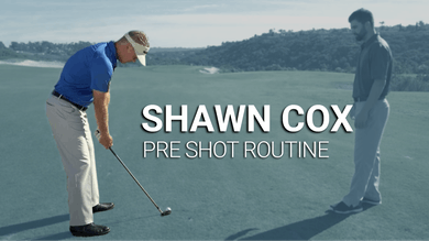 Shawn Cox: Pre-shot Routine by Golf Life