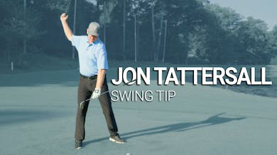 Jon Tattersall: Swing Tip by Golf Life
