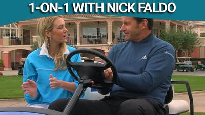 1-on-1 With Nick Faldo by Golf Life
