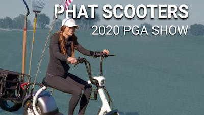 Phat Scooters @ 2020 PGA Show by Golf Life