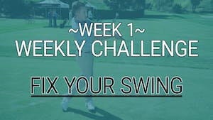 Weekly Challenge 1 by Golf Life