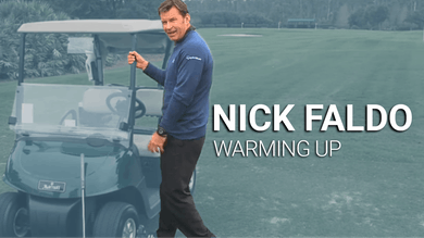 Nick Faldo: Warming Up by Golf Life
