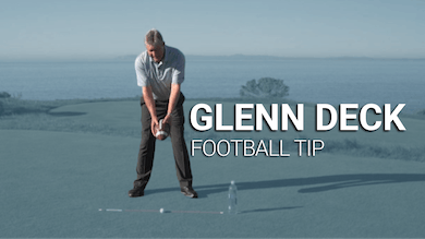 Glenn Deck: Football by Golf Life