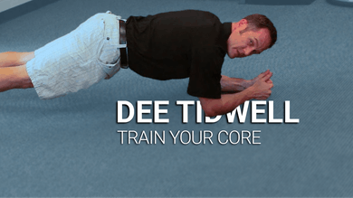 Dee Tidwell: Train Your Core by Golf Life