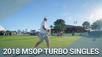 2018 MSOP Turbo Singles by Golf Life