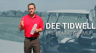 Dee Tidwell: Stay Hydrated by Golf Life