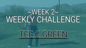 Weekly Challenge 2 by Golf Life