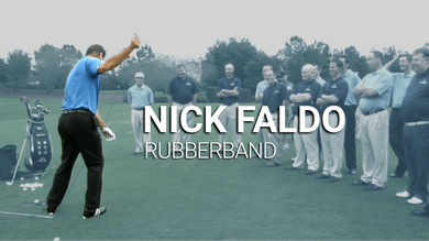 Nick Faldo: Rubberband by Golf Life