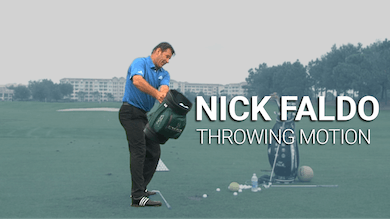 Nick Faldo: Throwing Motion by Golf Life