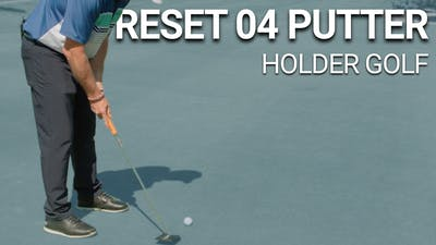 Holder Golf Reset 04 Putter Review by Golf Life