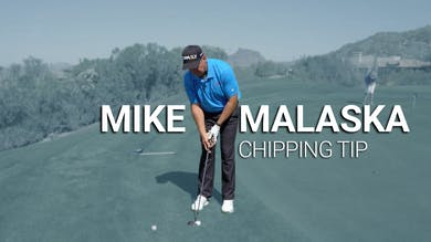 Mike Malaska: Chipping Tip by Golf Life