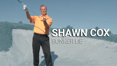 Shawn Cox: Bunker Lie Tip by Golf Life